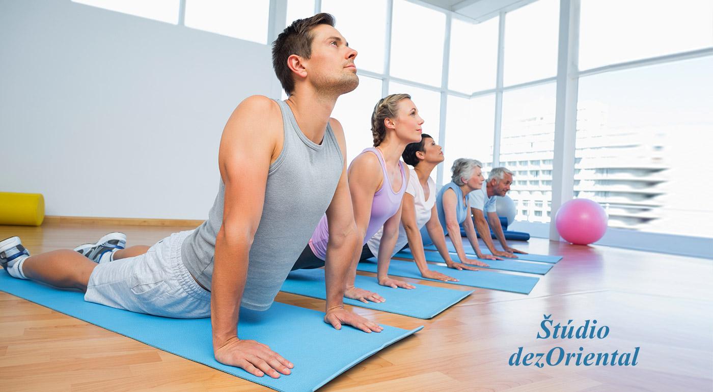 2-mesačný kurz cvičenia Pilates v bratislavskom Štúdiu dezORIENTAL