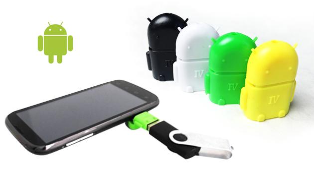 USB OTG adaptér - pomôcka k vášmu tabletu či smartfónu