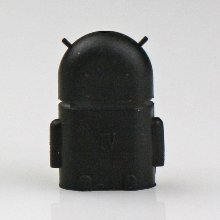 USB OTG adaptér na android - čierny