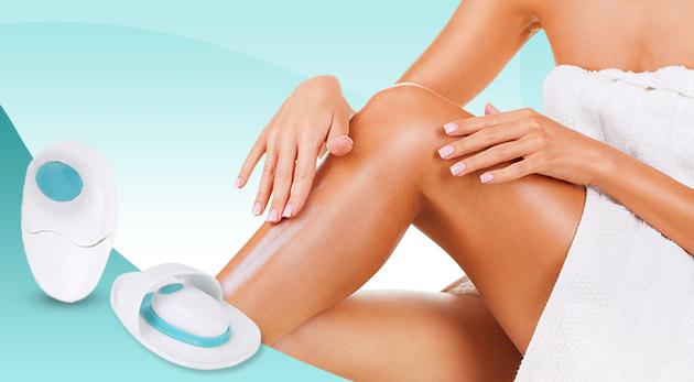 Zbavte sa chĺpkov rýchlo a bezbolestne s praktickým depilátorom