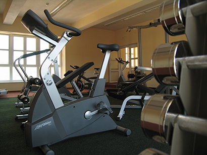Parkhotel fitness