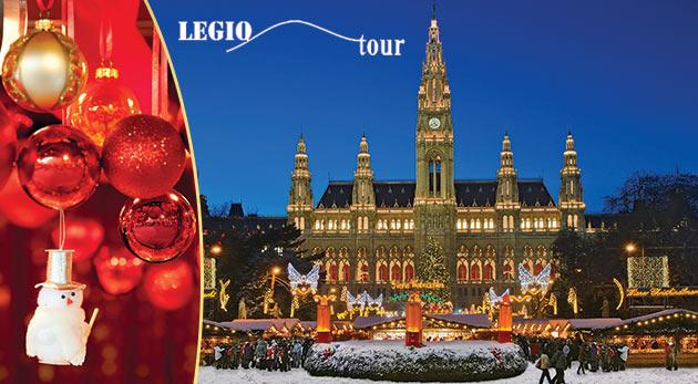 Jednodňový zájazd do vianočnej Viedne