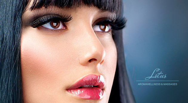 Aplikácia 6D mihalníc na obe oči a konzultácia s kozmetičkou za 19,90 €