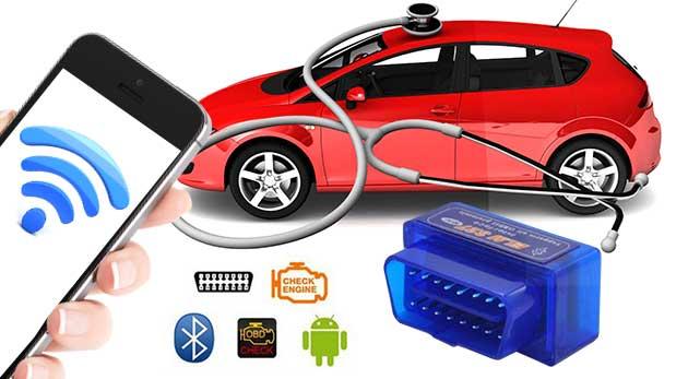 Bluetooth diagnostika motora pre prehľad o stave vášho vozidla