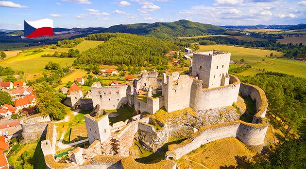 Relaxačný pobyt pre dvoch vo Wellness relax areáli Hnačov v juhozápadných Čechách