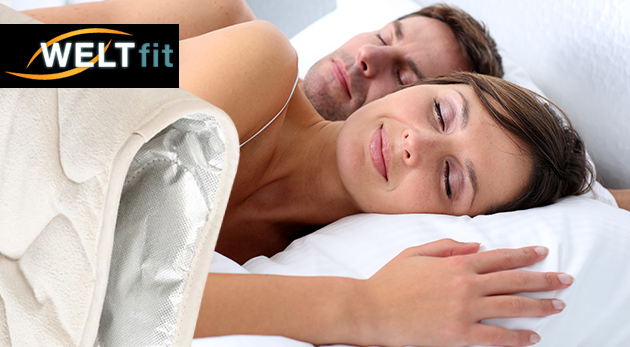 Zlepšite si kvalitu spánku s výhrevnou podložkou a chráničom na matrac v jednom