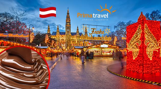 Advent vo Viedni s návštevou čokoládovne