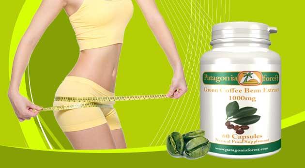 Zelená káva pre vašu štíhlu líniu a detoxikáciu - balenie 60 tabliet