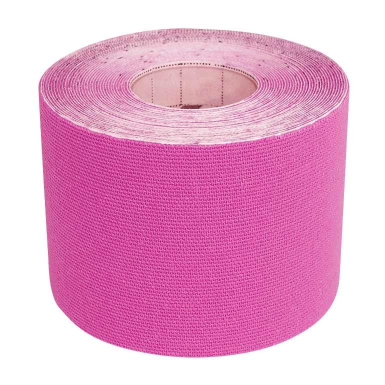Tejpovacia páska zo 100% bavlny - farba ružová