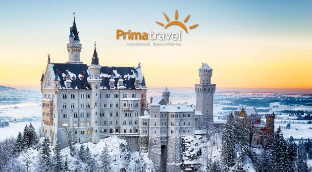 Zájazd na 2 dni po najkrajších bavorských zámkoch