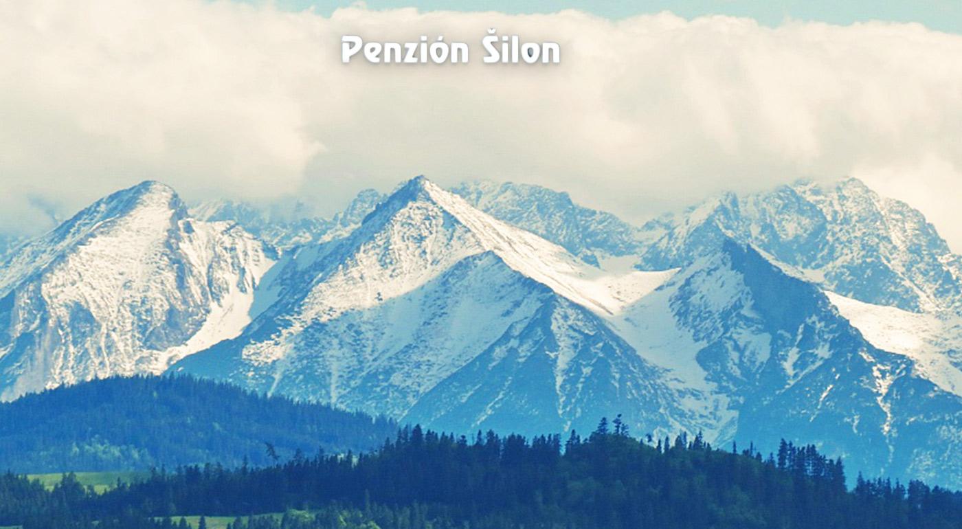 Najlepšia zima či leto v Penzióne Šilon pre dvoch aj s polpenziou v goralskej obci Ždiar