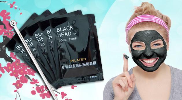 Prevratné kórejské masky proti nedokonalostiam alebo nástroj na čistenie pleti