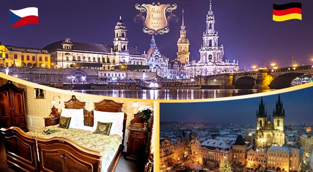 Celodenný zájazd do Nemecka s pobytom v historickom Hoteli Praga 1885****