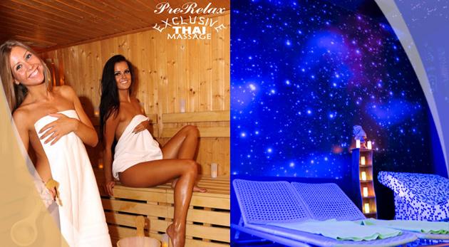 Kráľovský oddych pre vás a vašu lásku s masážou, procedúrami, vírivkou, saunami a All Inclusive občerstvením v PreRelax