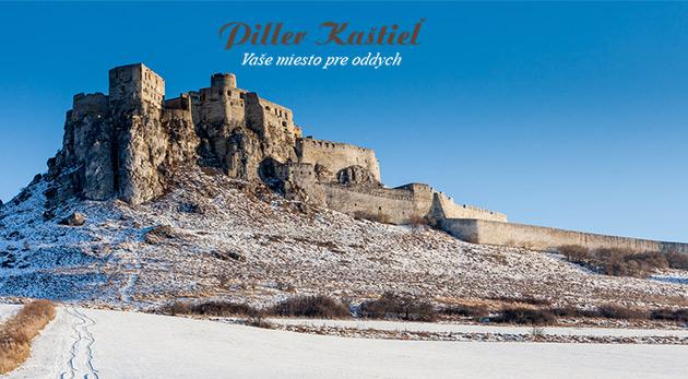 Pobyt plný relaxu v Penzióne Piller Kaštieľ na Spiši a lyžovačka v stredisku Plejsy