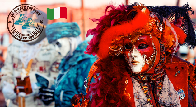 Benátsky karneval 2016 s CK Túlavé topánky