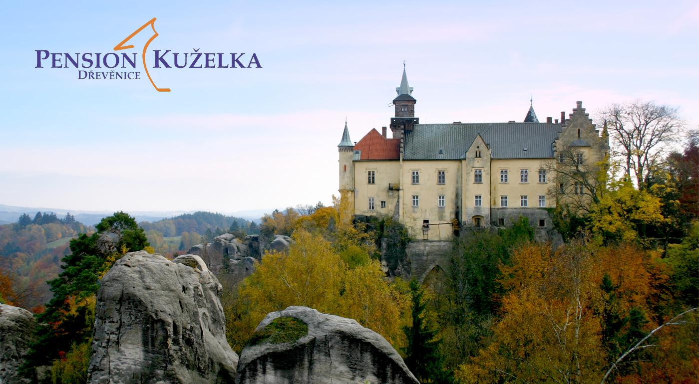 Zažite božský kľud a oddych v Českom raji v Penzióne Kuželka pre dvoch