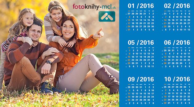 Nástenný kalendár mesačný - S15, S20 za 5,90 €