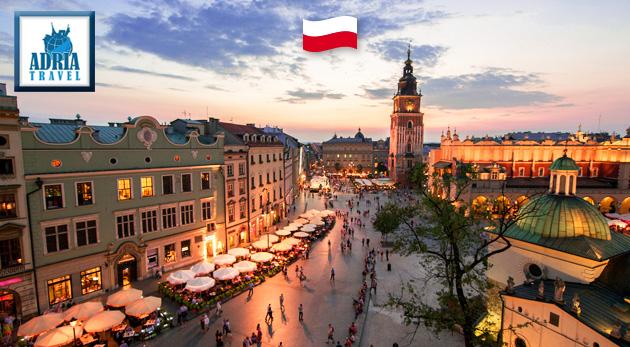 Adventný zájazd do Krakova