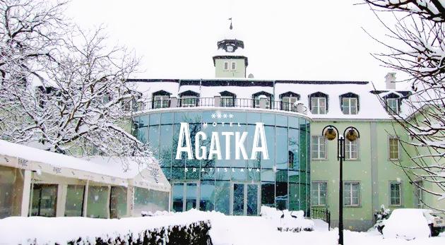 Pobyt plný romantiky pre dvojicu v ****Hoteli AGATKA v Chorvátskom Grobe pri Bratislave