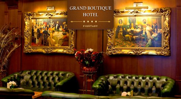 Predvianočný relax v Hoteli Sergijo**** s wellness, fitness a chutnou polpenziou