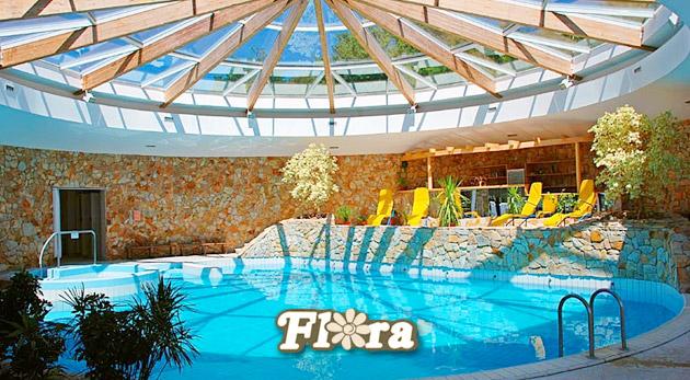 Last minute wellness pobyt v Hoteli Flóra Dudince