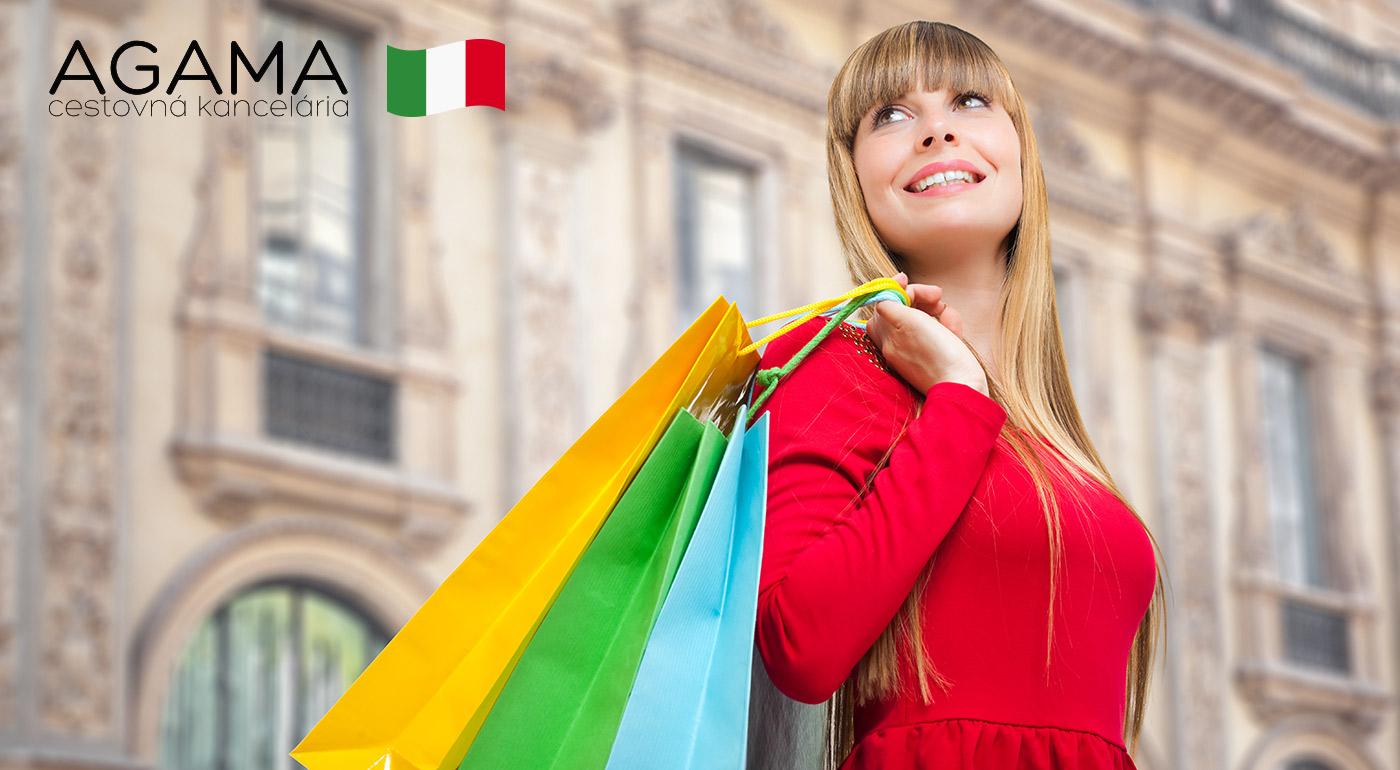 Zájazd do Milána spojený s novoročnými výpredajmi a prehliadkou centra