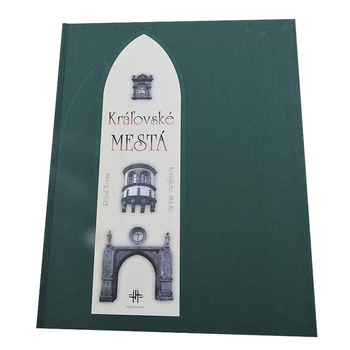 Kniha Kráľovské mestá