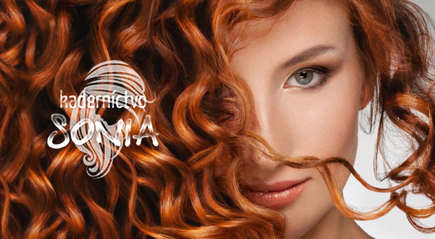 Kadernícke služby v salóne SONIA v Prievidzi - strih, regeneračná kúra alebo nová farba vlasov