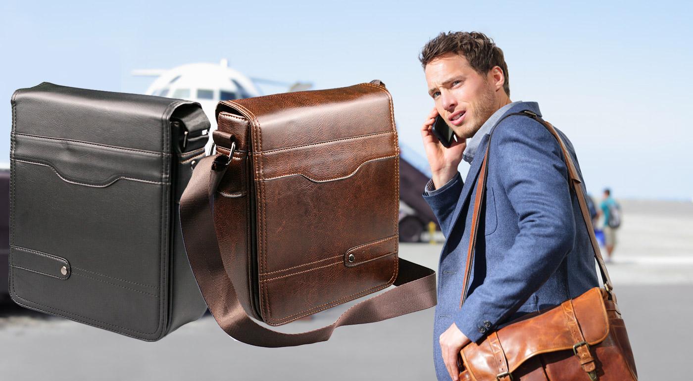 Štýlová taška pre pánov