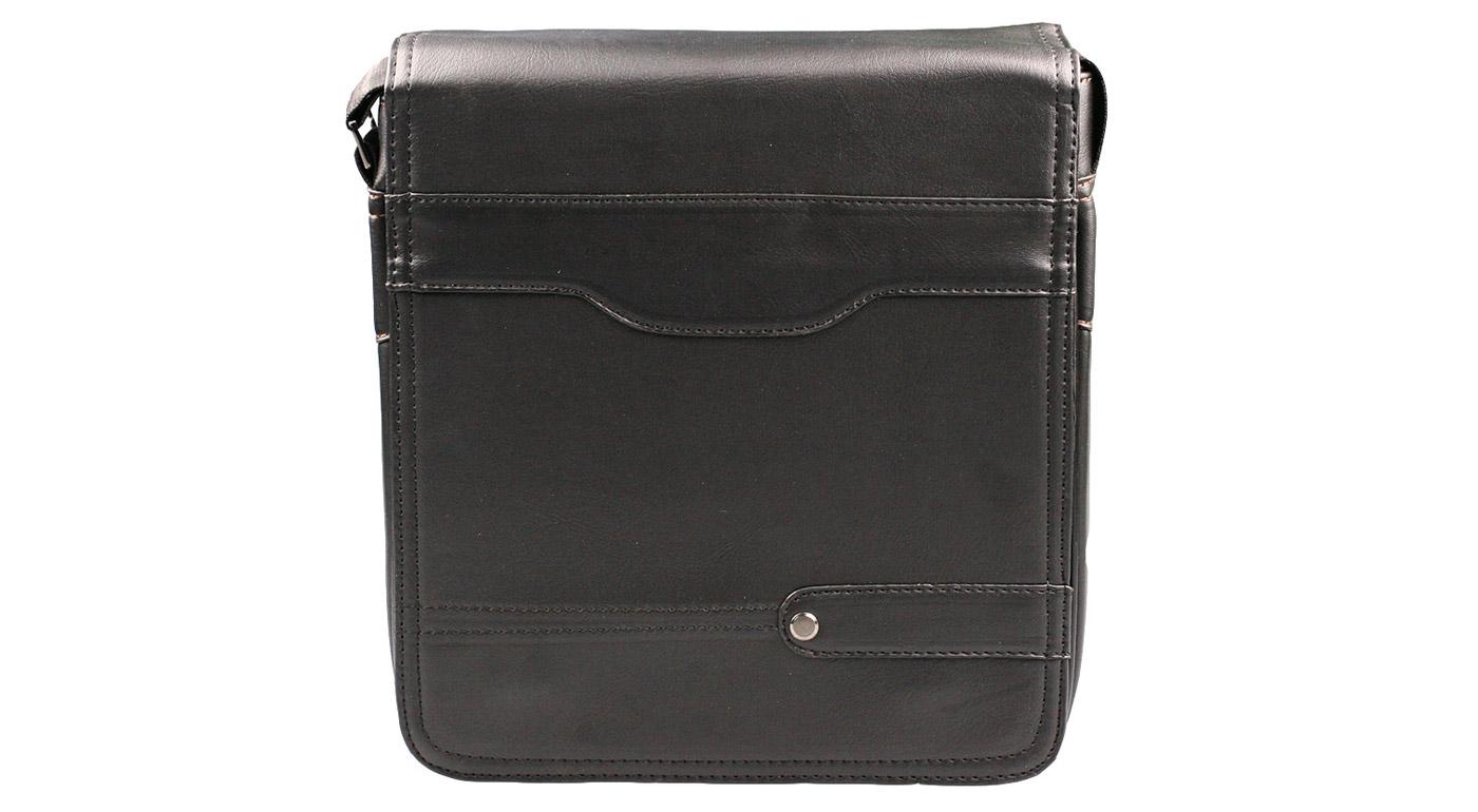 66352112f9 Pánska taška cez rameno čierna