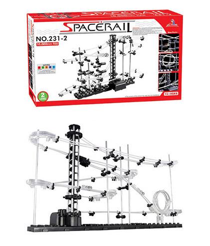 Guličkodráha SpaceRail Level 1