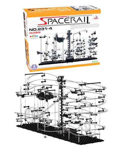 Guličkodráha SpaceRail Level 4