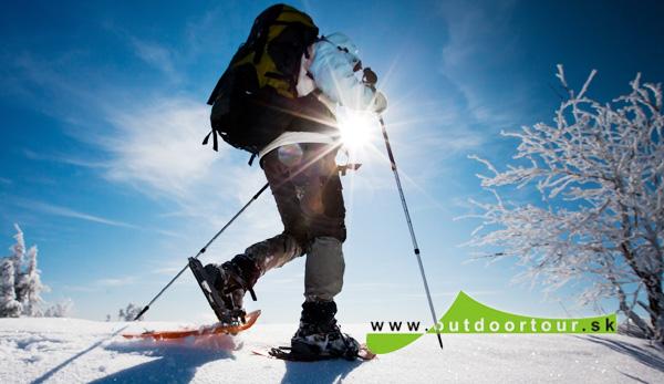 Naozajstné zimné dobrodružstvo na snežniciach pri výstupe na dvojtisícovku v rakúskych Alpách