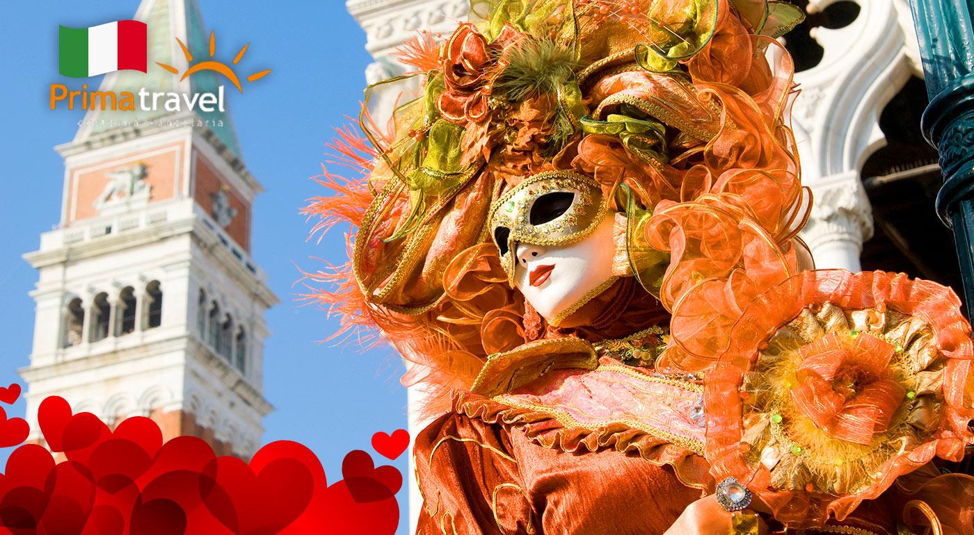 Jedinečný zájazd do romantickej Verony a na svetoznámy benátsky karneval