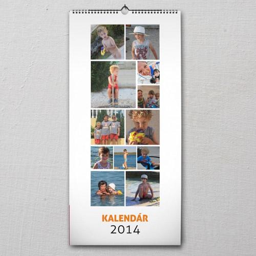 Kalendár so špeciálnym rozmerom 32 x 69 cm