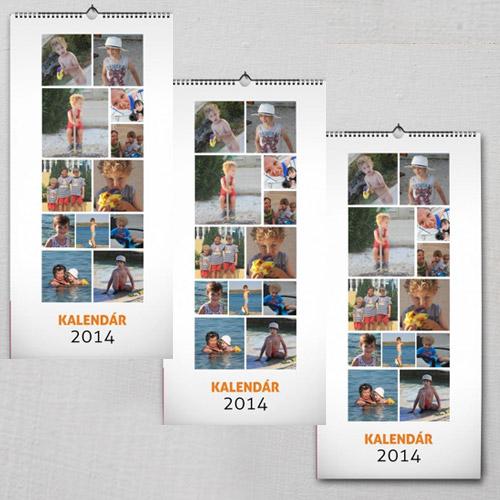 Kalendár so špeciálnym rozmerom 32 x 69 cm 2+1 zadarmo