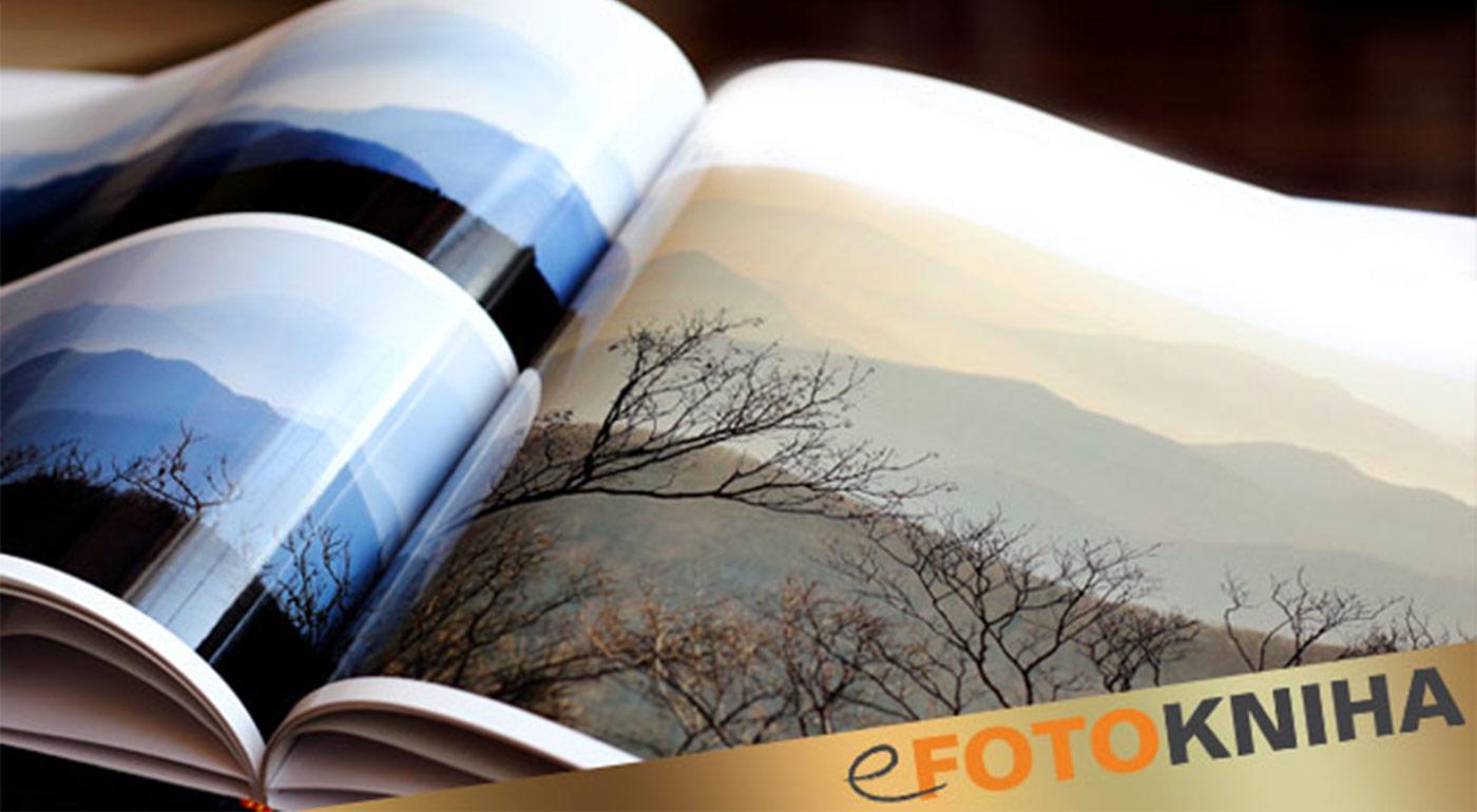 Fotokniha A4 na výšku - pevná väzba, 40 strán za 11,90 €