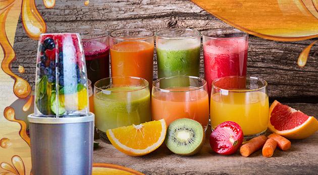 Výkonné smoothie mixéry pre maximálne množstvo vitamínov v nápoji