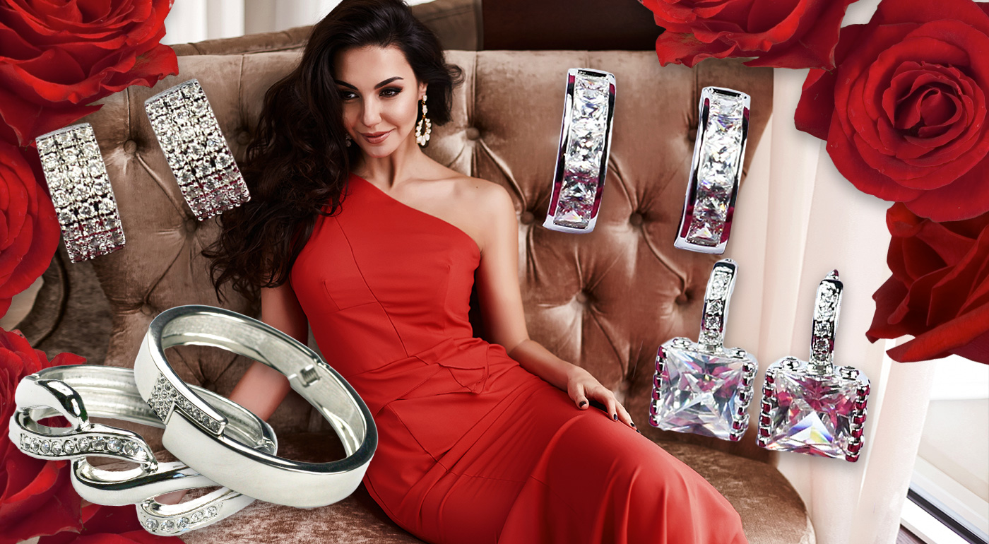 Elegantné náramky a náušnice pre každú správnu dámu
