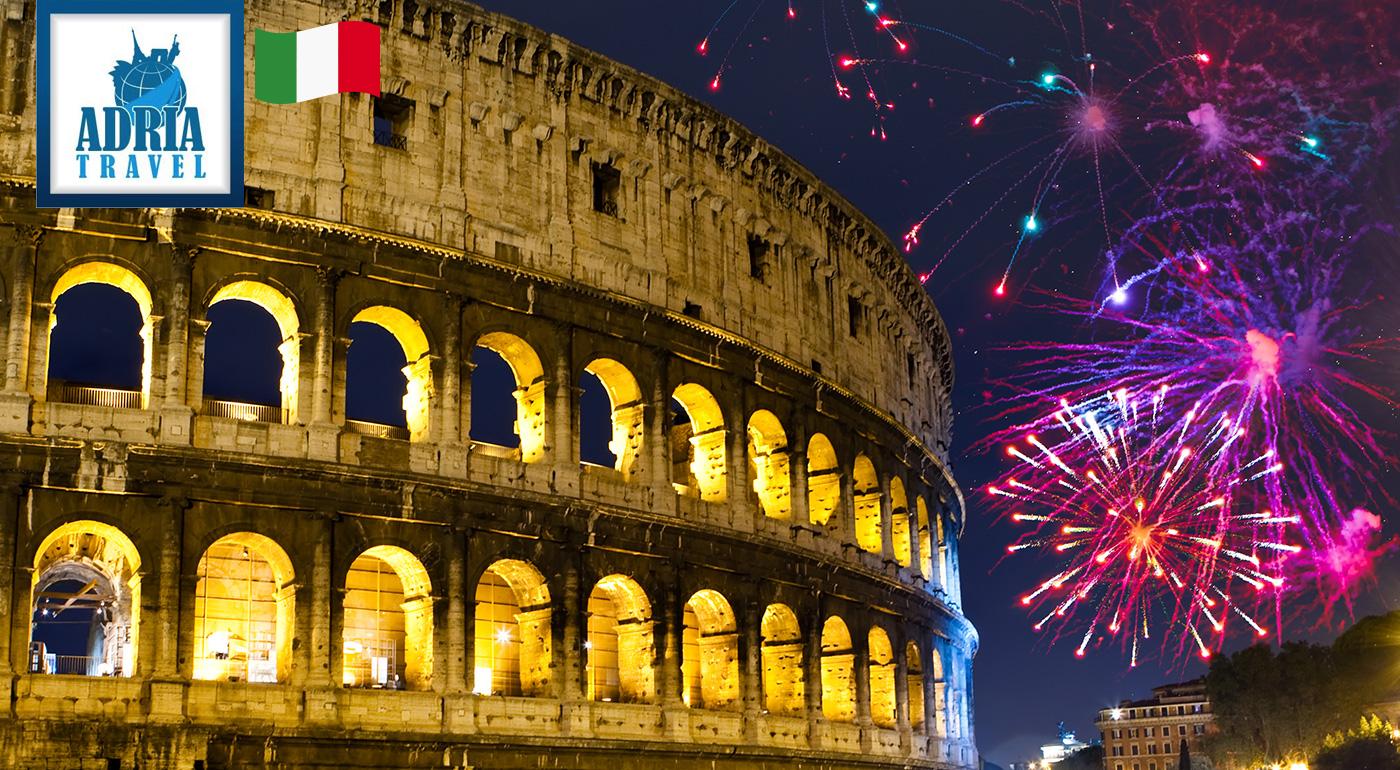 Silvestrovské oslavy v historickom Ríme a Vatikáne