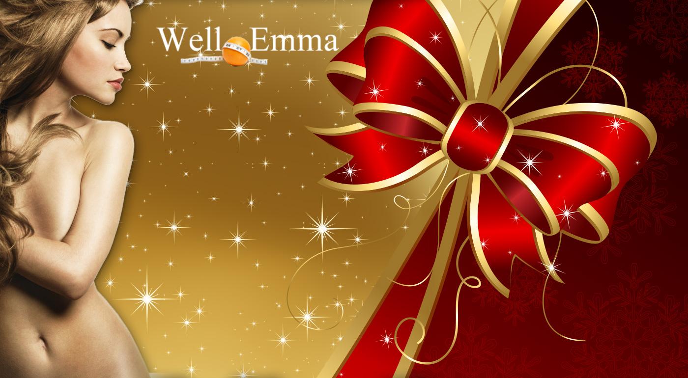 Darčekové poukážky do centra formovania postavy WELL - EMMA v Galante