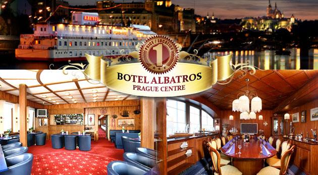 Pobyt na 3 dni (2 noci) pre 2 osoby v Boteli Albatros*** za 89€ vrátane 2x raňajok, 1x servírovanej večere o 3 chodoch, 1x fľaše vína pri večeri, parkovania v areáli zadarmo a všetkých miestnych poplatkov