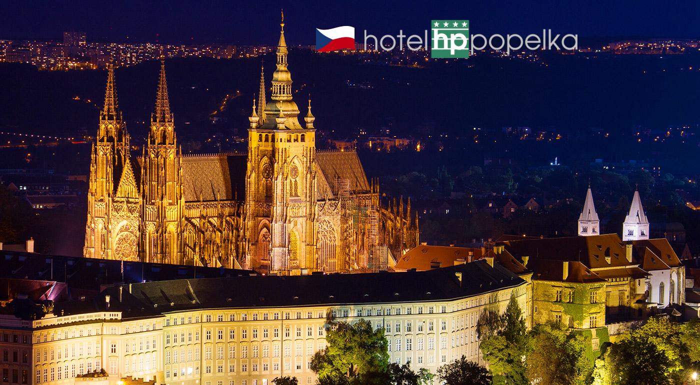 Luxusný Hotel Popelka**** na 3 dni s raňajkami a večerou