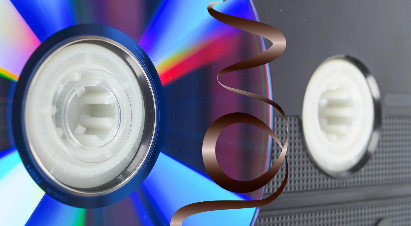 Digitalizácia fotografií alebo profesionálny prepis kaziet na DVD nosiče