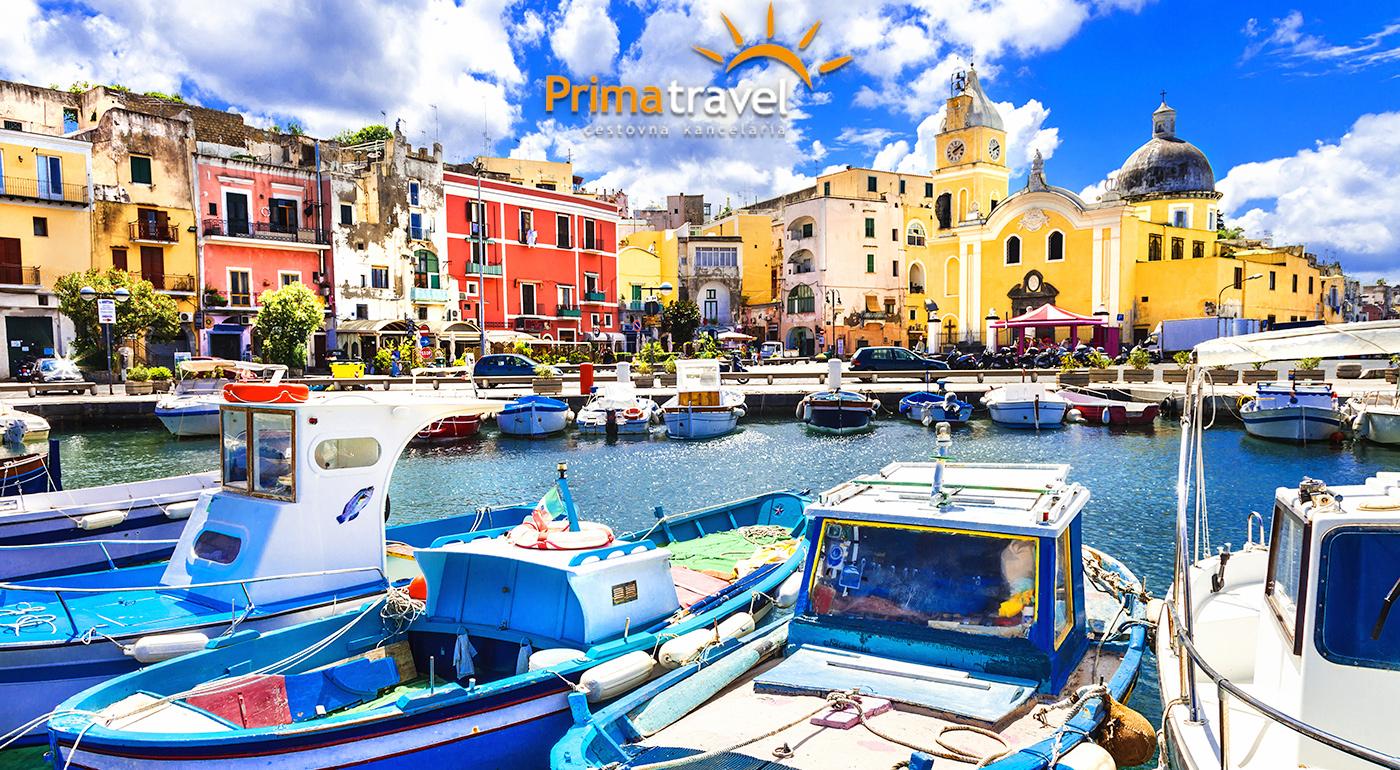 Nezabudnuteľných 5 dní v čarovnej Kampánii!
