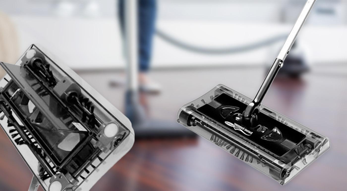 Bezšnúrový tyčový vysávač Swivel Sweeper Max na koberce i podlahy
