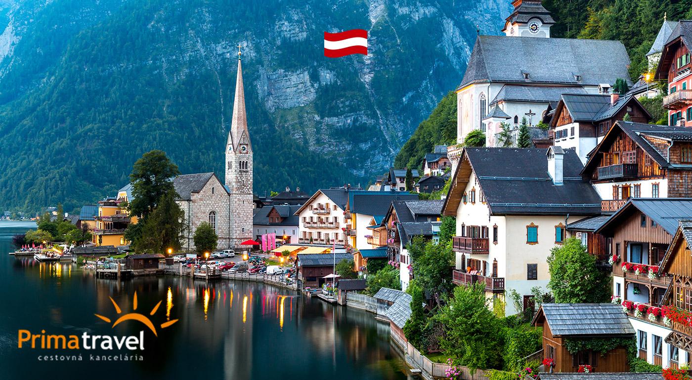 Návšteva Salzburgu a Hallstattu s možnosťou plavby po jazere Wolfgangsee - 2-dňový zájazd počas Veľkej noci