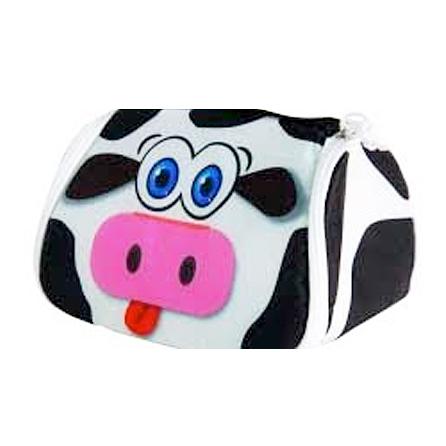Multifunkčná obedová taška pre deti SNACK PET - kravička