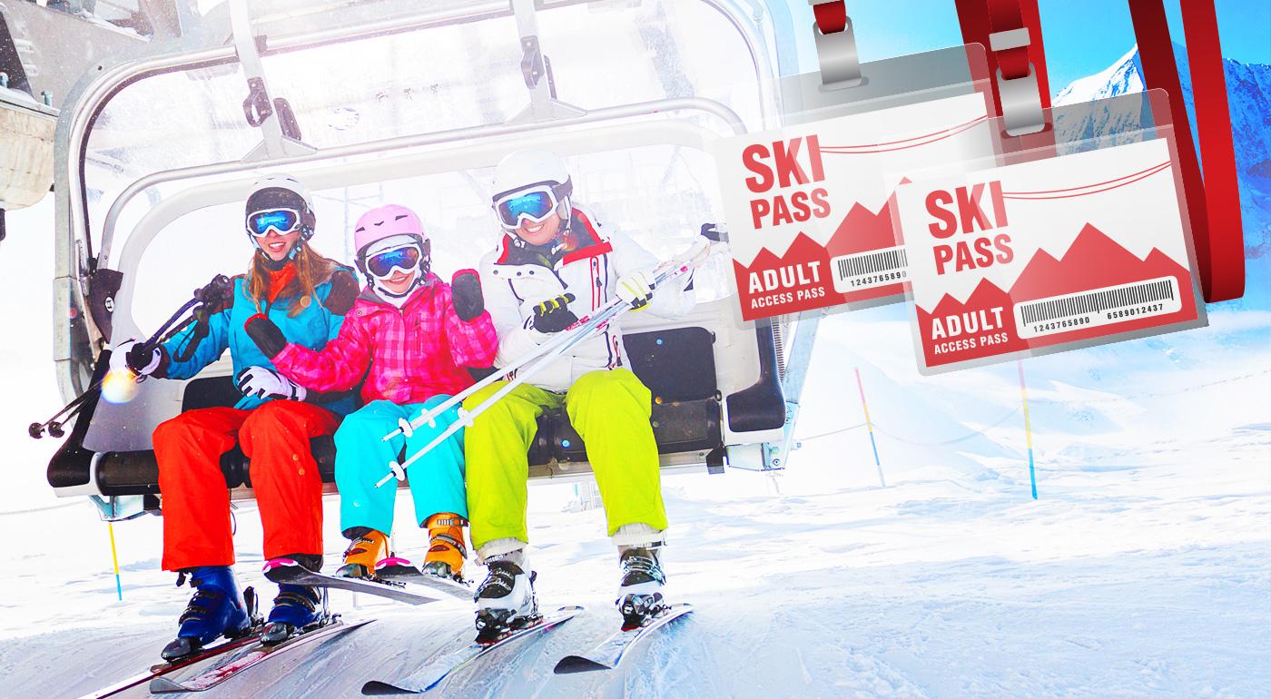 Celosezónny skipas do SKI Javorina v Tatrách. Na výber aj rodinné a celodenné skipasy!
